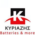 ΚΥΡΙΑΖΗΣ Batteries & more